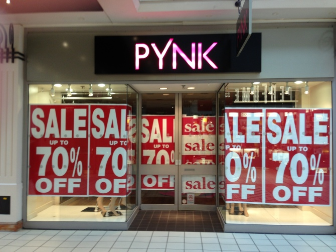 PYNK Camberley