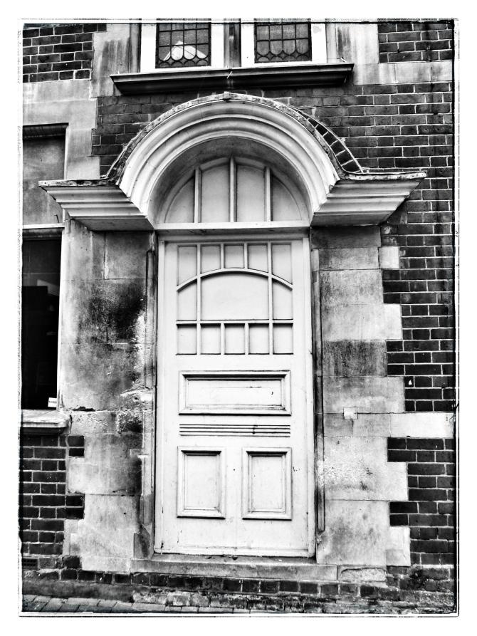 Halifax door of the day