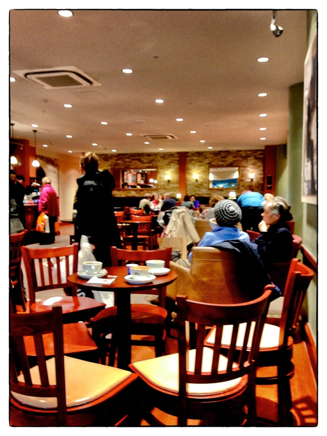 Caffe Nero Camberley