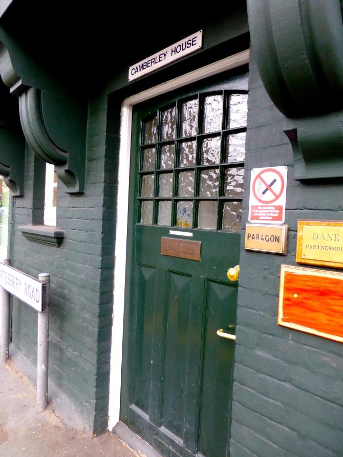 Camberley House Portesbury Road Camberley