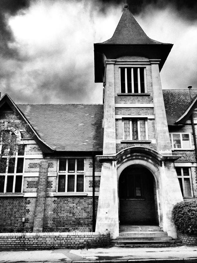 Wokingham Police Station