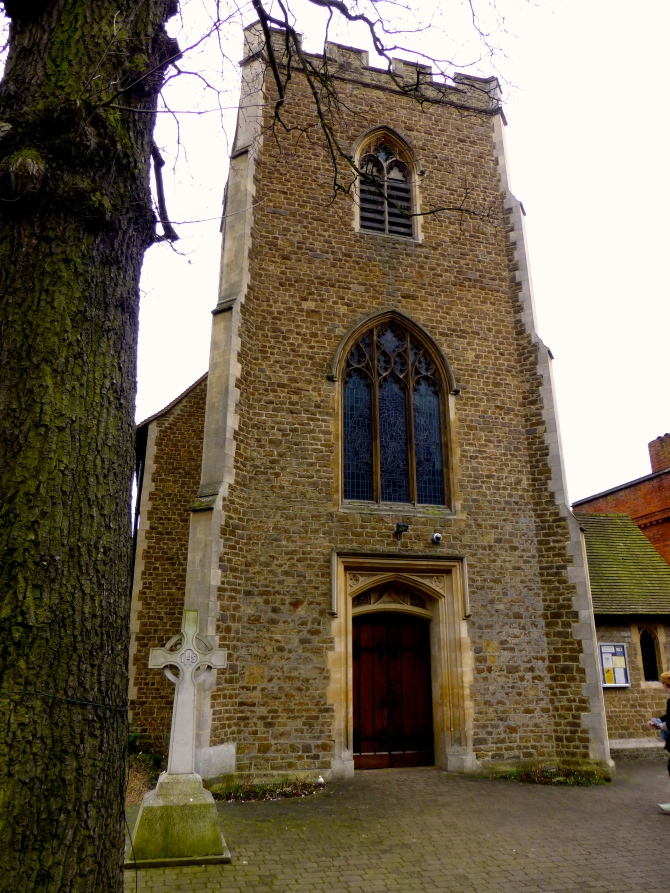 Front St Tarcisius Camberley
