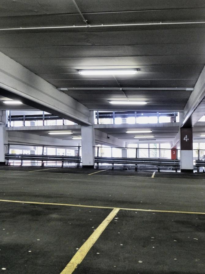 Car-park interior
