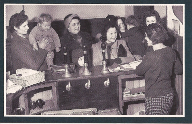 Wartime photo